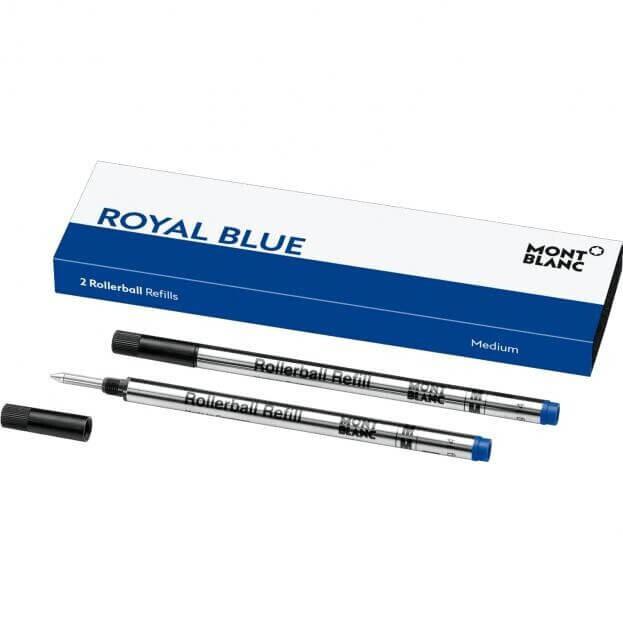 ΑΝΤΑΛΛΑΚΤΙΚΟ ROLLERBALL ROYAL BLUE (2 ΤΜΧ) M-124504