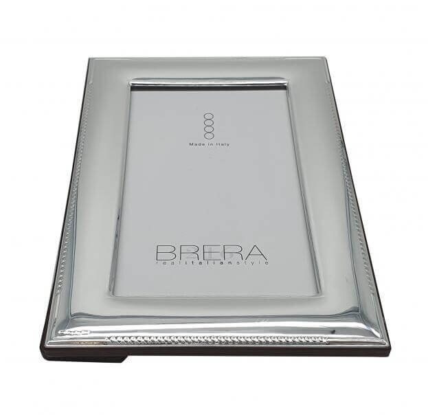Ασημένια Κορνίζα BRERA ITALY 9Χ13 ΕΔ348