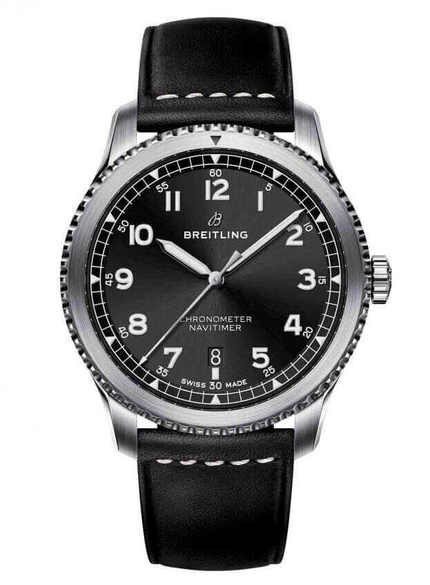 BREITLING Navitimer 8 Automatic 41mm Μαύρο Καντράν Ανδρικό Ρολόι