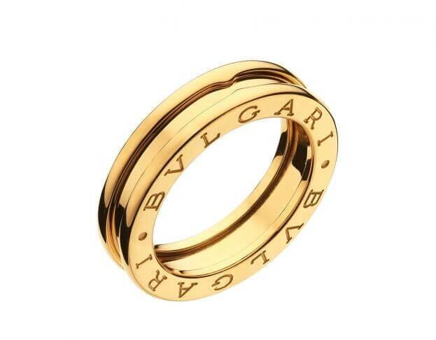 BVLGARI Collection B.ZERO1 Κίτρινο χρυσό Κ18