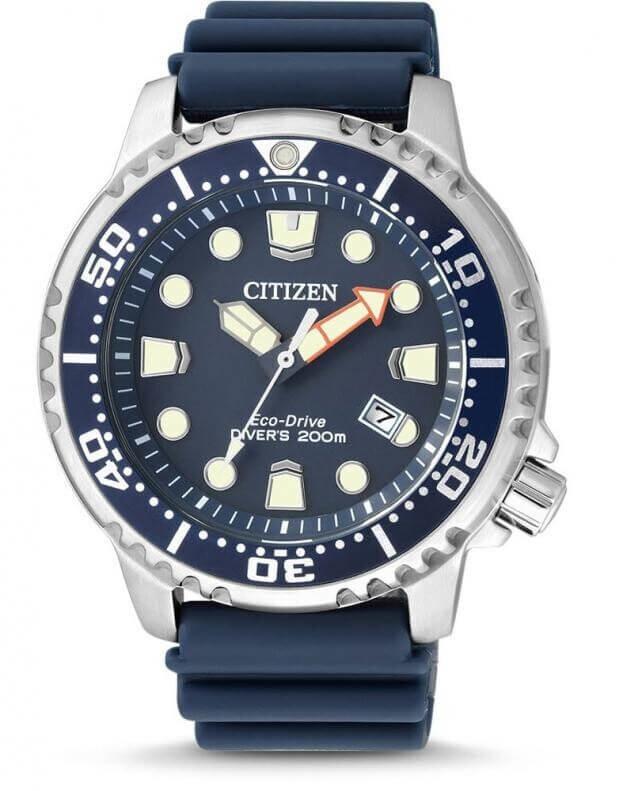 CITIZEN ECO DRIVE PROMASTER SEA BN0151-17L