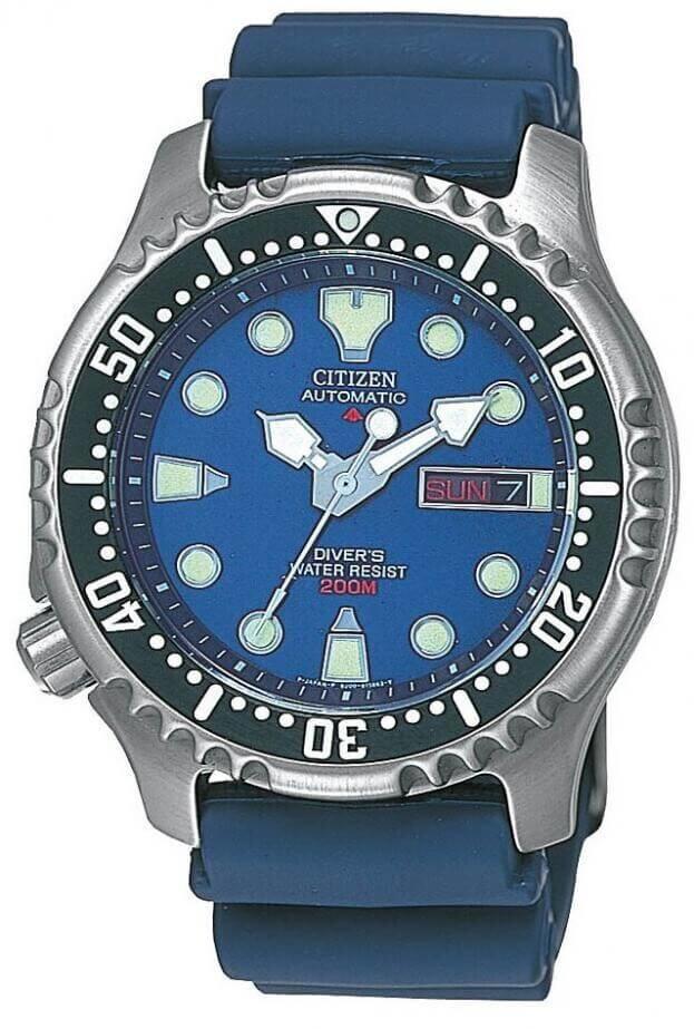 CITIZEN PROMASTER SEA AUTOMATIC NY0040-17LE