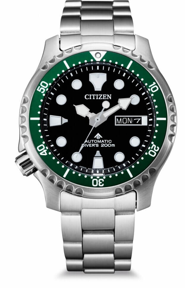 CITIZEN PROMASTER MARINE Automatic 42mm Green Dial