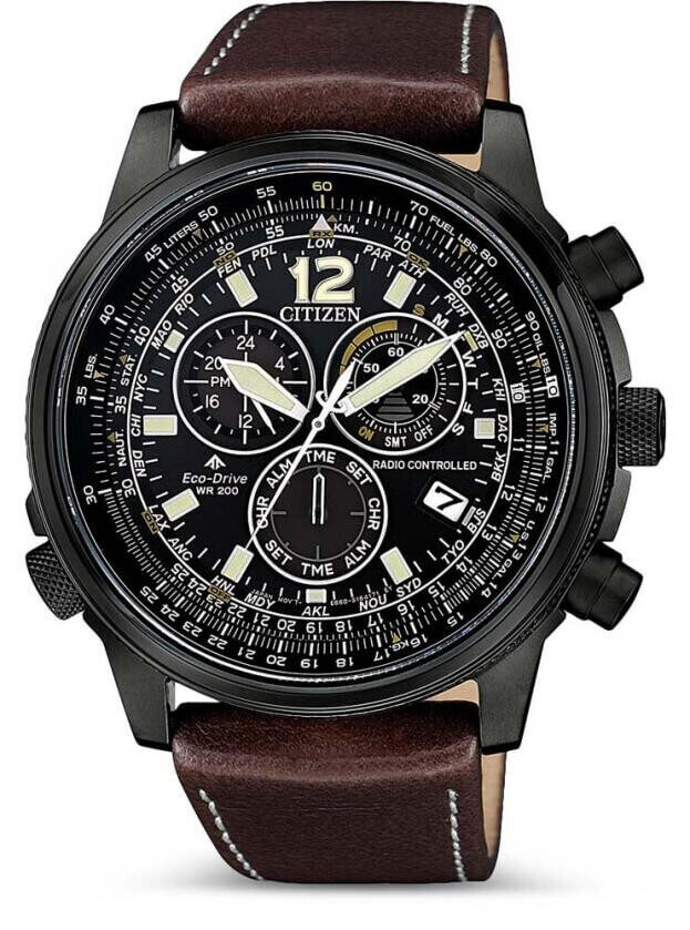 CITIZEN PROMASTER SKY RADIO CONTROLLED Eco-Drive 43mm Black