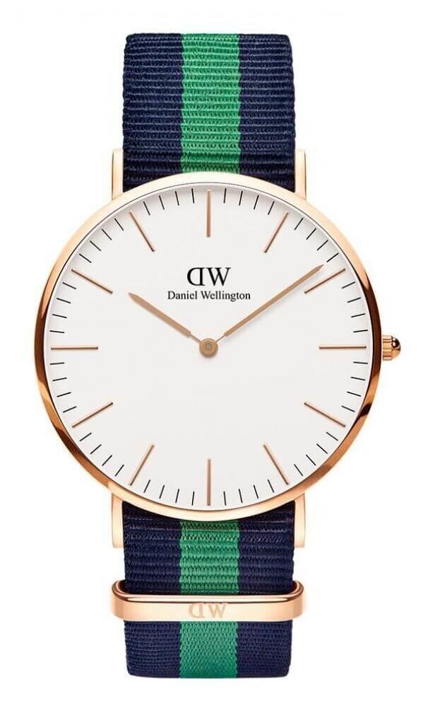 DANIEL WELLINGTON CLASSIC WARWICK ROSE GOLD 0105DW