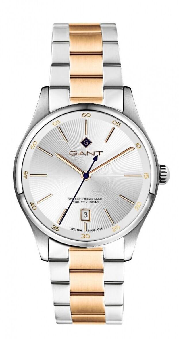 GANT Arlington 36mm Λευκό Καντράν Γυναικείο Ρολόι