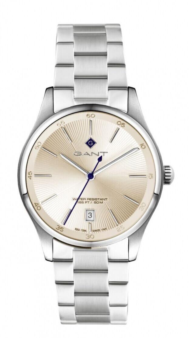 GANT Arlington 36mm Μπεζ Καντράν Γυναικείο Ρολόι