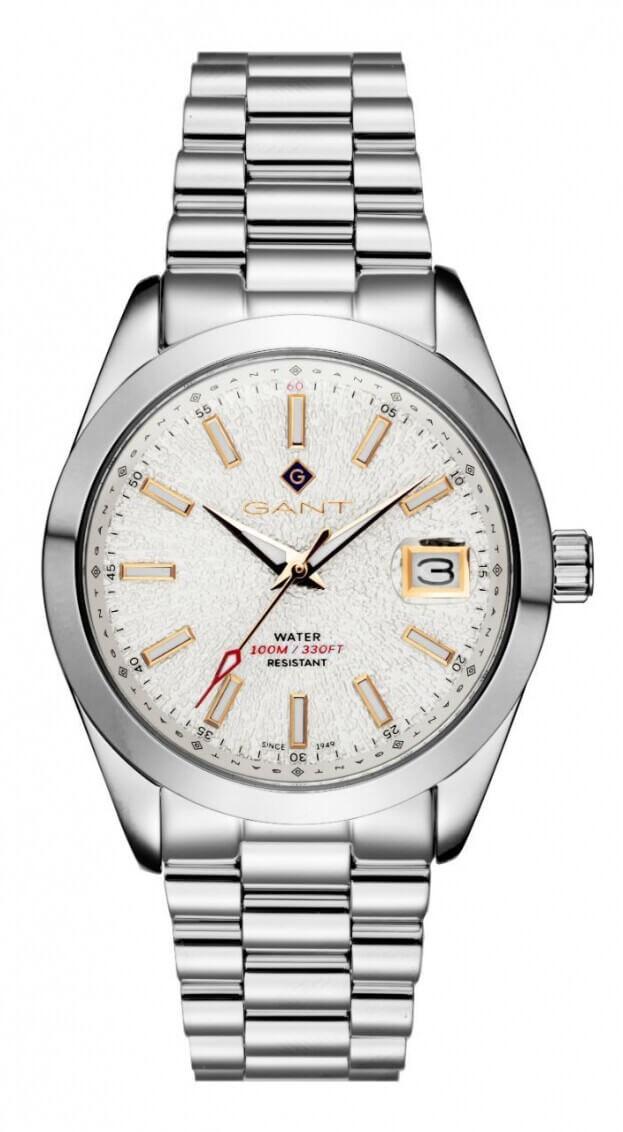 GANT Eastham 38mm Λευκό Καντράν Γυναικείο Ρολόι