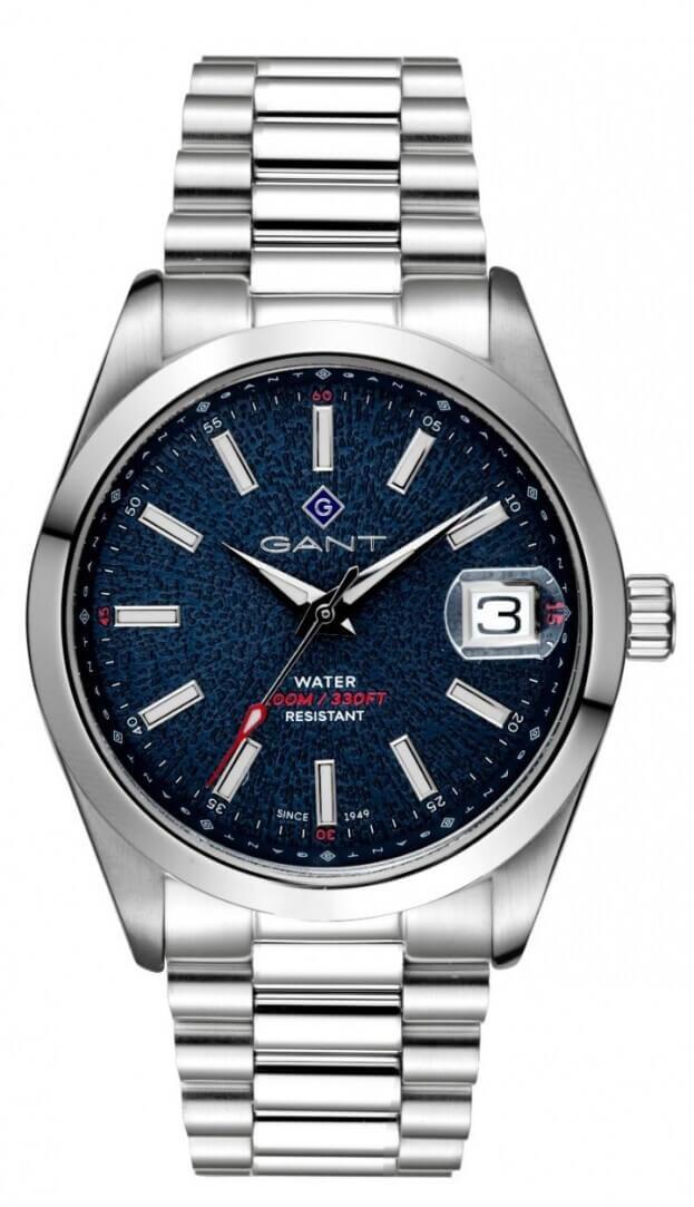 GANT Eastham 42mm Μπλε Καντράν Ανδρικό Ρολόι