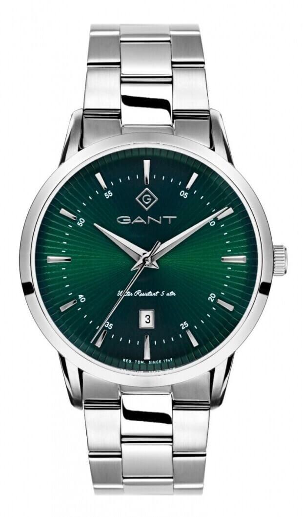 GANT Houston 40mm Πράσινο Καντράν Ανδρικό Ρολόι