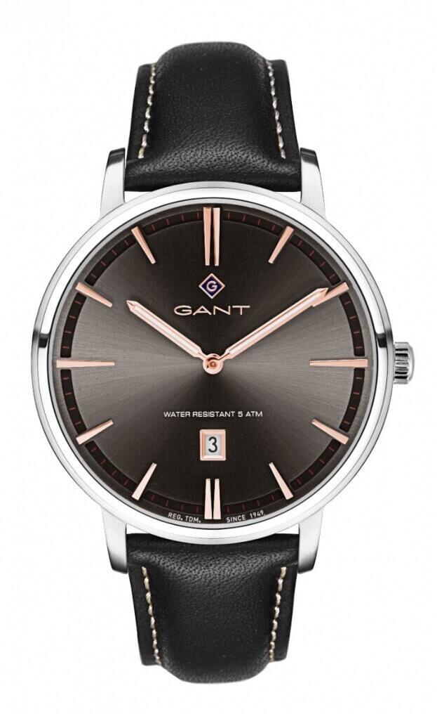 GANT Naples 42mm Γκρι Καντράν Ανδρικό Ρολόι