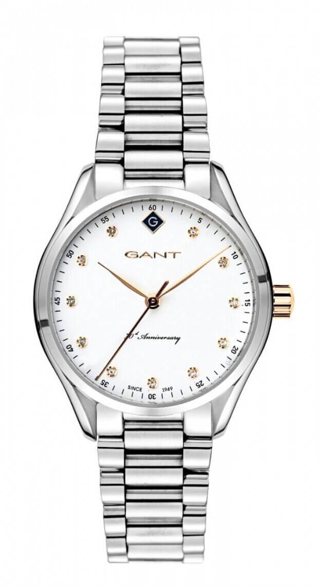 GANT Sharon-70th Anniversary 34mm Λευκό Καντράν Γυναικείο Ρολόι