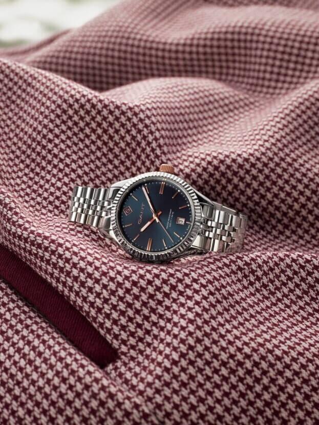 GANT Sussex 34mm Μπλε Καντράν Γυναικείο Ρολόι