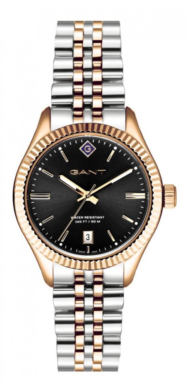 GANT Sussex 34mm Μαύρο Καντράν Γυναικείο Ρολόι