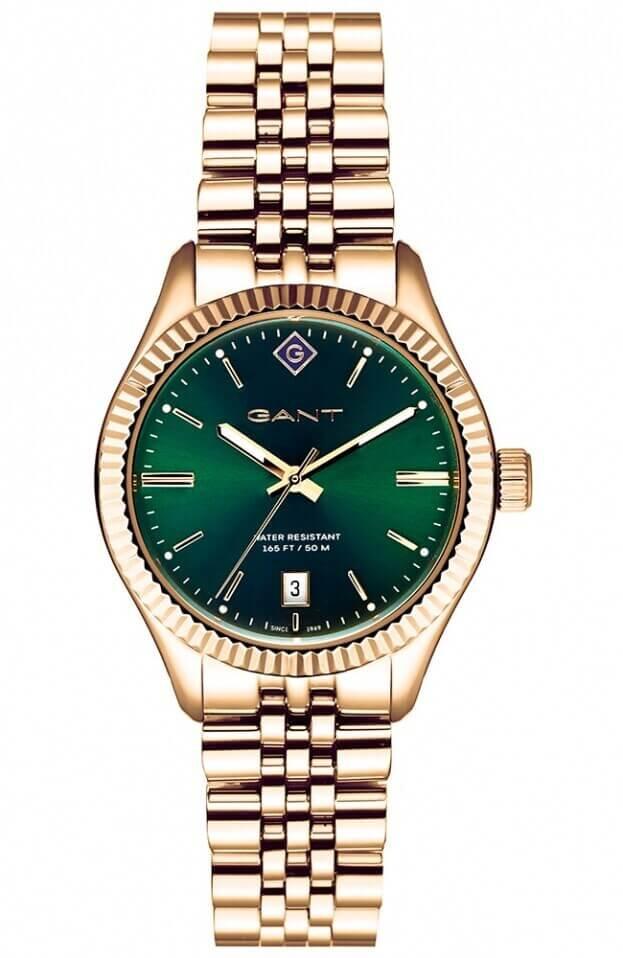 GANT Sussex 34mm Πράσινο Καντράν Γυναικείο Ρολόι