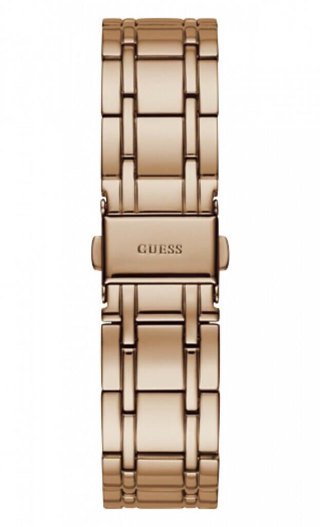 GUESS NOVA Quartz 40mm Ροζ Χρυσό Καντράν Γυναικείο Ρολόι