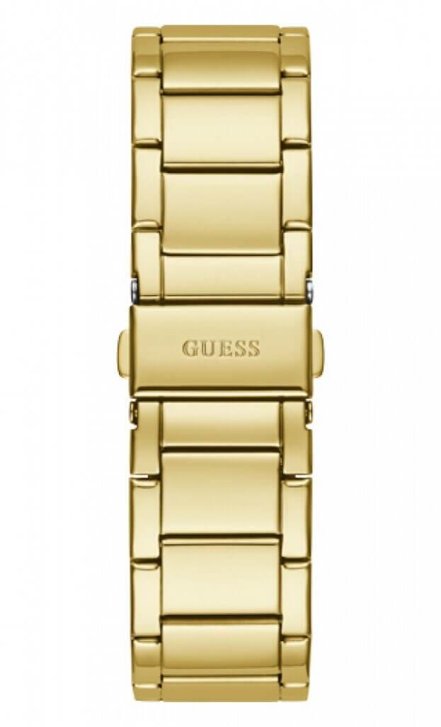 GUESS RAVEN Quartz Multi-Function 38mm Χρυσό Καντράν Γυναικείο Ρολόι