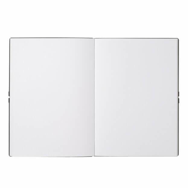 HUGO BOSS Storyline Ντοσιέ Σημειωματάριο Α5 Μαύρο/Μπλε