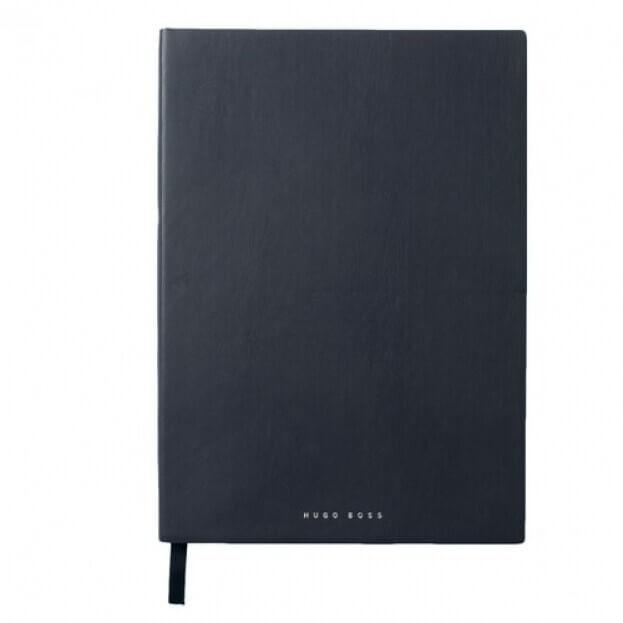 HUGO BOSS Σημειωματάριο A4 Μπλε