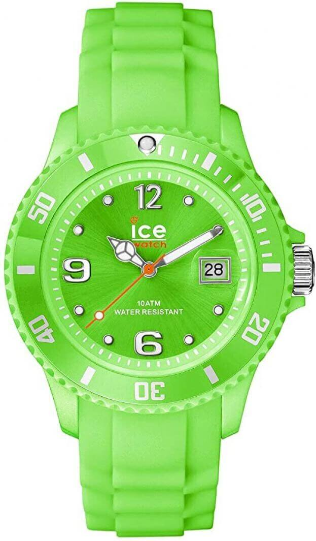 ICE WATCH SILI FOREVER GREEN UNISEX SIGNUS09