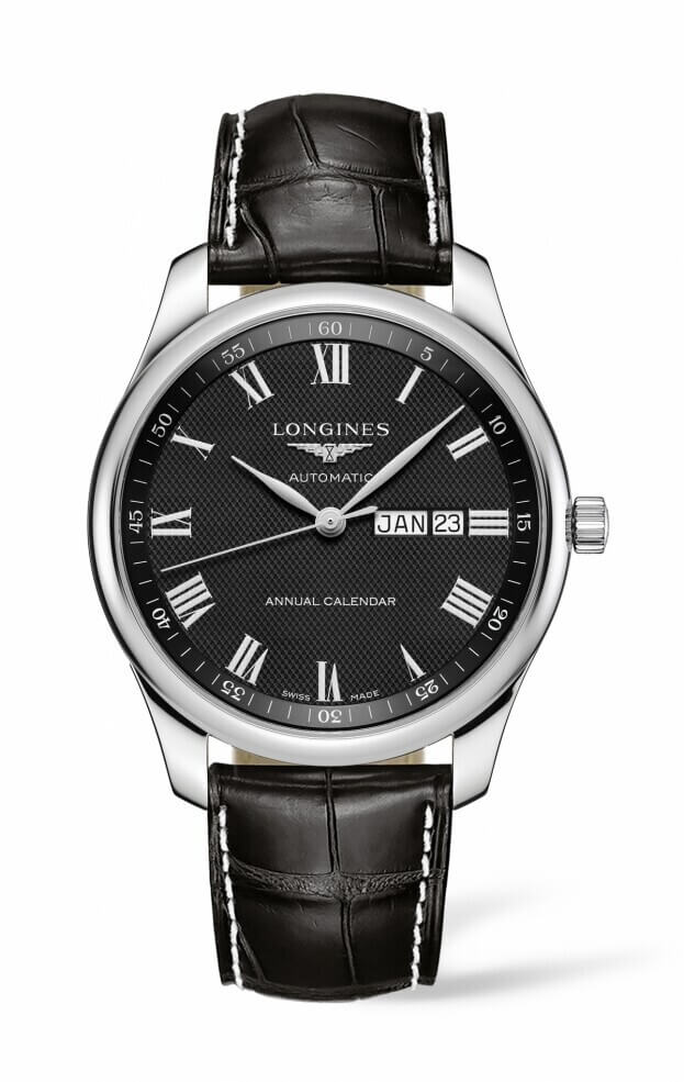 LONGINES MASTER COLLECTION AUTOMATIC 42MM BLACK DIAL