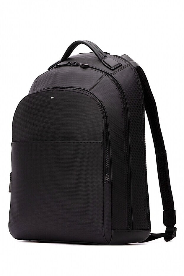 Montblanc Extreme 2.0 Backpack Large Μαύρο Δέρμα