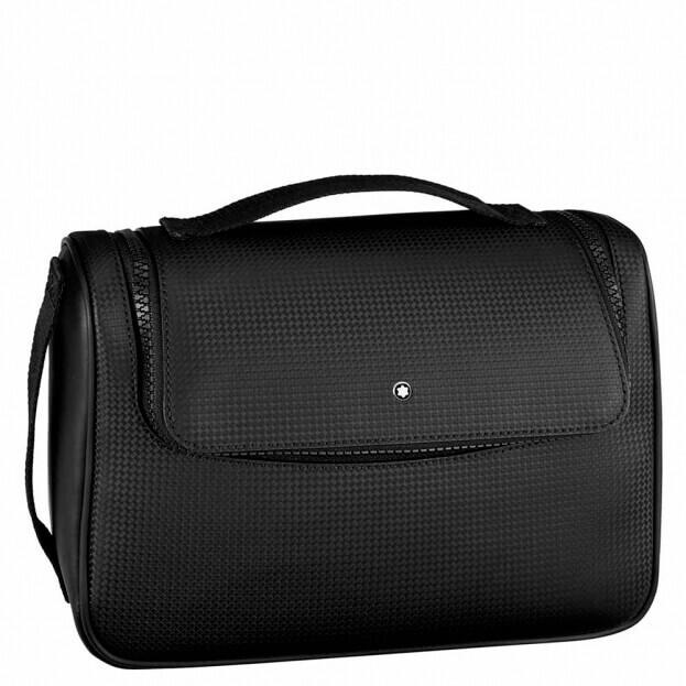 Montblanc Extreme 2.0 Black Wash Bag ΜΑΥΡΟ ΝΕΣΕΣΕΡ 123942