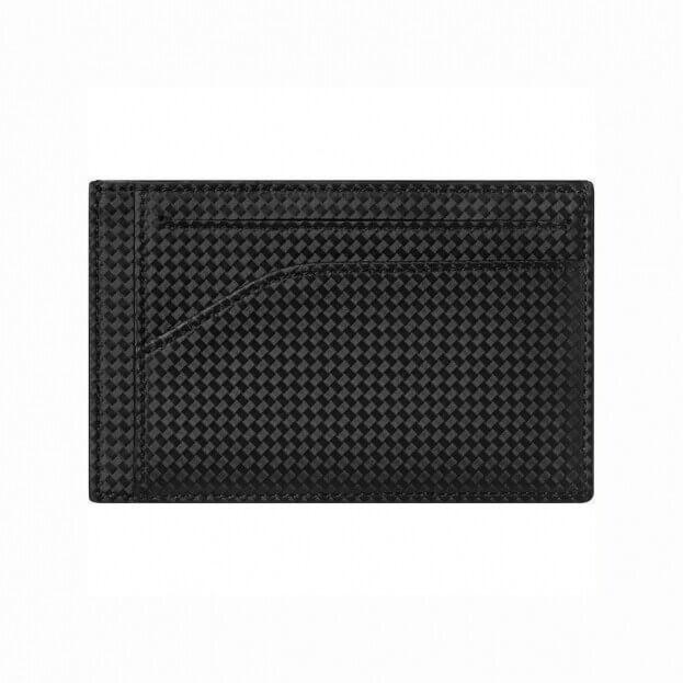 MONTBLANC Extreme 2.0 Pocket Holder 6cc Καρτοθήκη Μαύρη