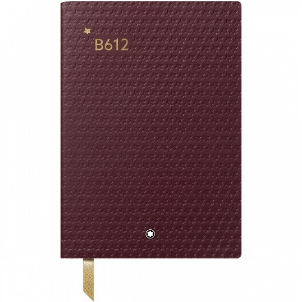 Montblanc Fine Stationery Notebook #146 Σημειωματάριο Δερμάτινο Α5 Le Petit Prince and Planet