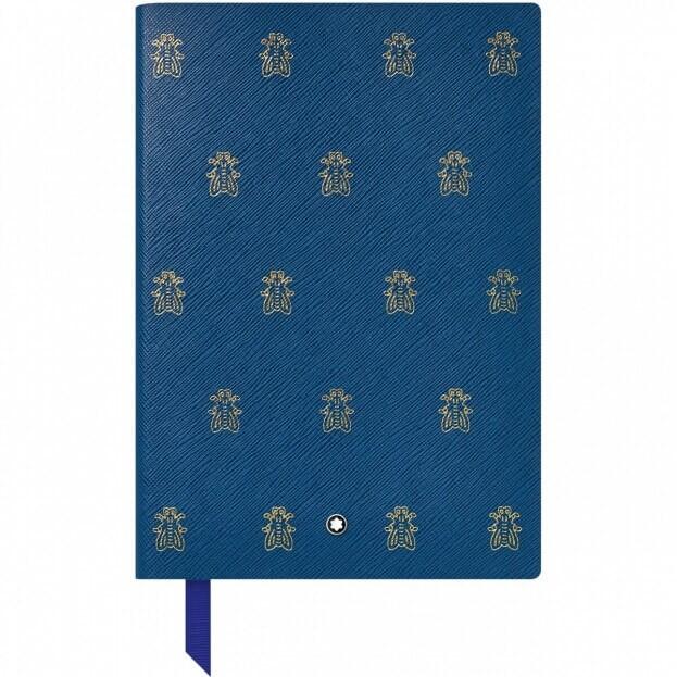Montblanc Fine Stationery Notebook #146 Σημειωματάριο Δερμάτινο Α5 Homage to Napoléon Bonaparte