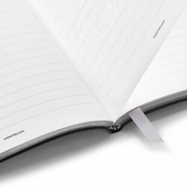 Montblanc Fine Stationery Sketch Book #149 Σημειωματάριο Δερμάτινο Μαύρο