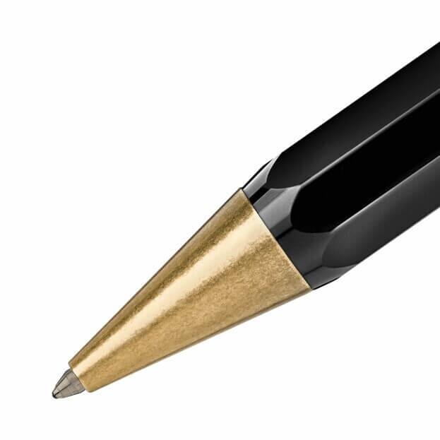 Montblanc Heritage Egyptomania Special Edition Black Ballpoint Pen 125494