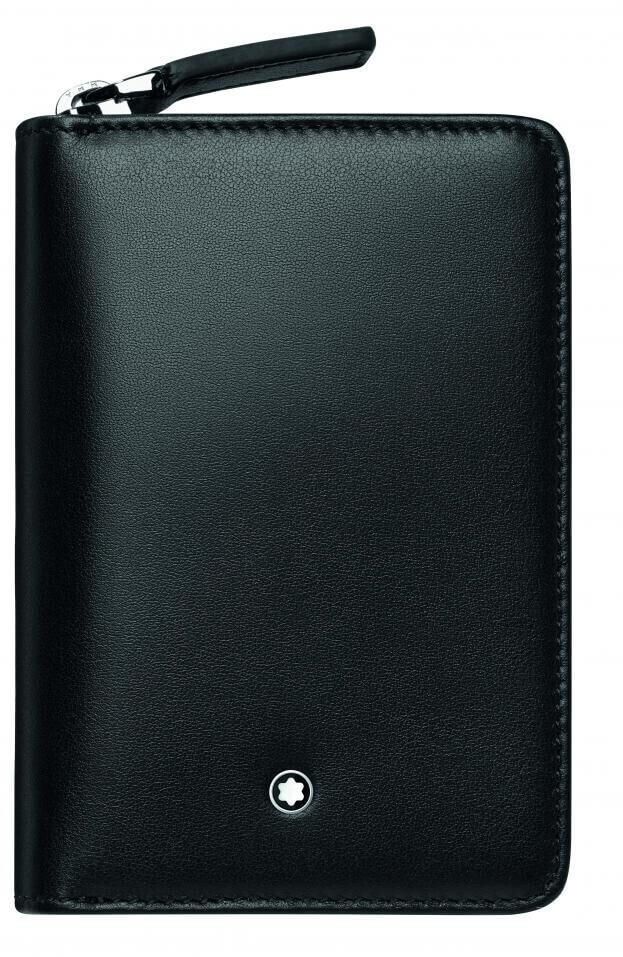 MONTBLANC LEATHER KEY RING 118286