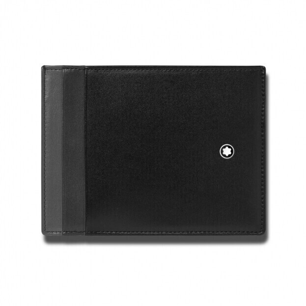 MONTBLANC Meisterstück Pocket 4CC with ID Card Holder ΜΑΥΡΟ 126214