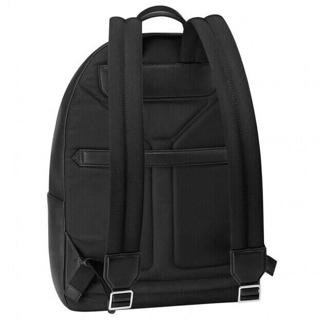 Montblanc Meisterstück Soft Grain Medium Backpack Μαύρο Δέρμα