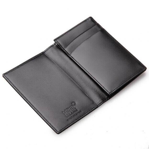 MONTBLANC MEISTERSTUCK BUSINESS CARD HOLDER 14108