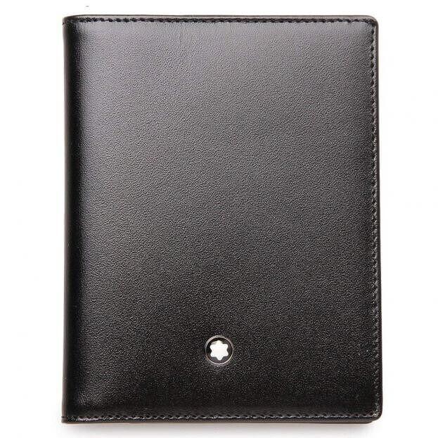 MONTBLANC MEISTERSTUCK CREDIT CARD CASE 05527