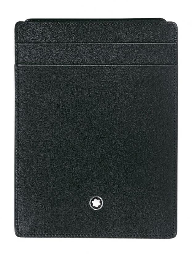 MONTBLANC MEISTERSTUCK POCKET 4CC WITH ID CARD HOLDER 02665