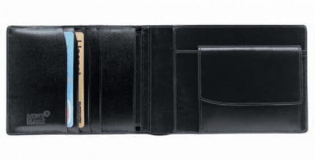 MONTBLANC MEISTERSTUCK WALLET 4CC ID CARD POCKET 06179