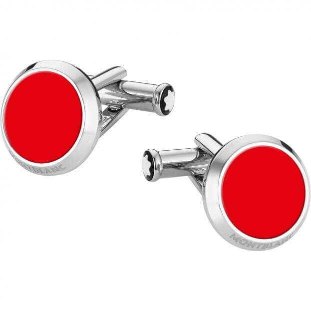 MONTBLANC MENS COLLECTION CUFF LINKS 118880