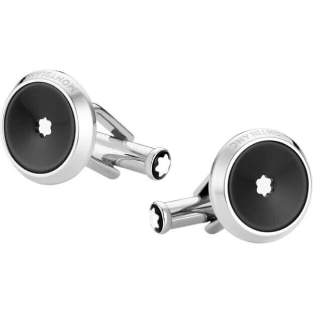 MONTBLANC MENS CUFF LINKS STAR COLLECTION 118607