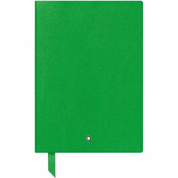 Montblanc Notebook #146 Σημειωματάριο Δερμάτινο Α5 Πράσινο