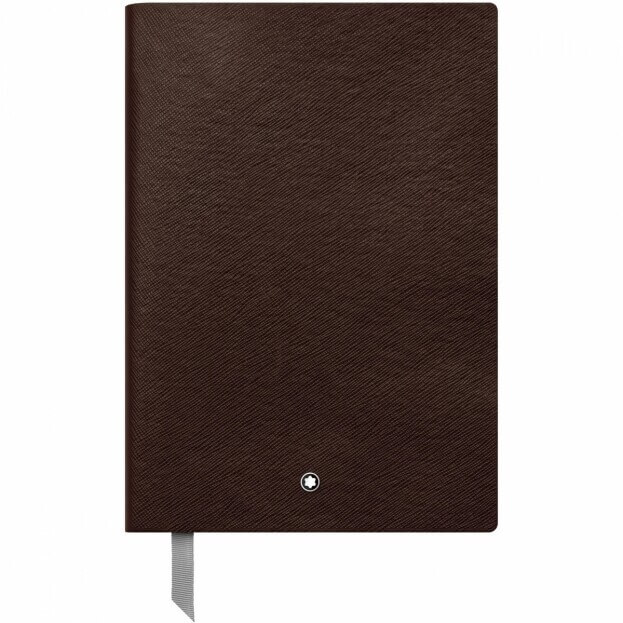 Montblanc Notebook #146 Σημειωματάριο Δερμάτινο Καφέ Α5