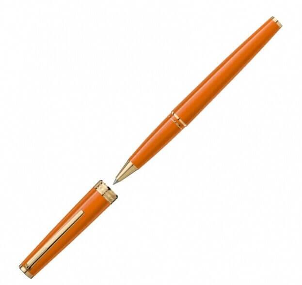 MONTBLANC PIX Manganese Orange Rollerball