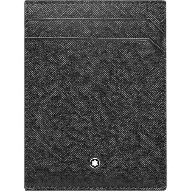 MONTBLANC SARTORIAL POCKET 4CC WITH ID CARD HOLDER