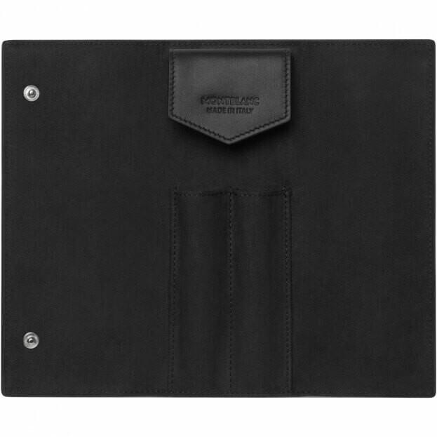 Montblanc® Meisterstück Soft Grain 2-Pen Pouch Θήκη Στυλογράφου