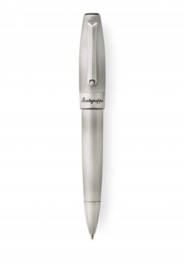 MONTEGRAPPA ΣΤΥΛΟ SILVER MULE ISFORBBS