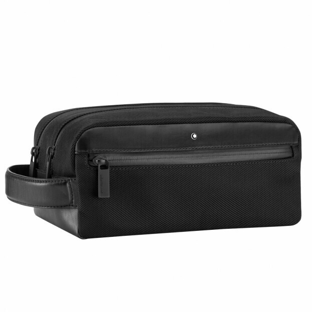 My Montblanc Nightflight Wash Bag with 2 Zips 118267
