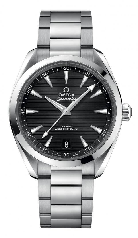 OMEGA Seamaster Aqua Terra 150M Co-Axial Master Chronometer Αυτόματο 41mm Μαύρο Καντράν Ανδρικό Ρολόι