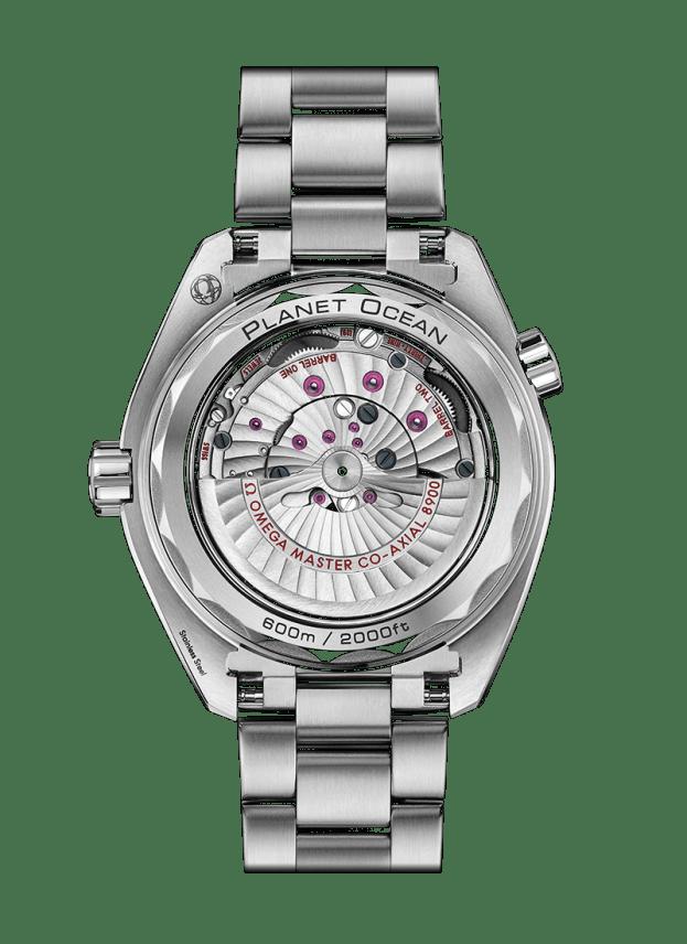 OMEGA Seamaster Planet Ocean 600M Co-Axial Master Chronometer  43.5mm Μαύρο Καντράν Ανδρικό Ρολόι